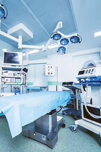 تجهیز مرکز درمانی